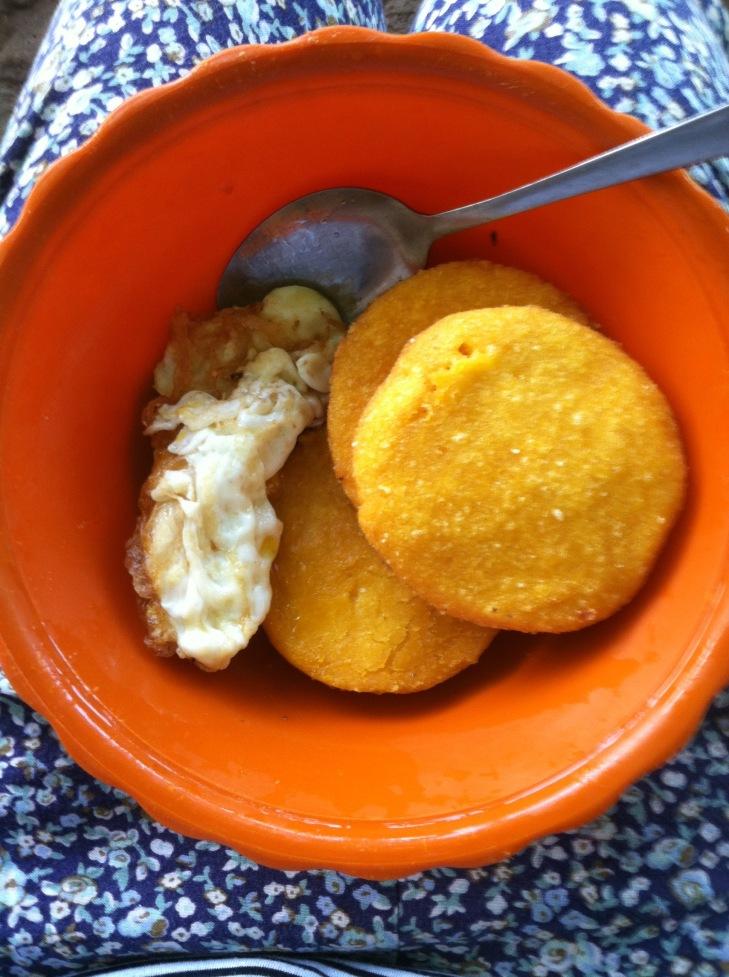 tortilla de maiz