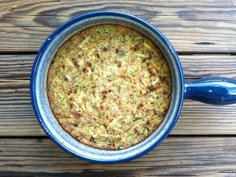 Hot Zucchini Cornbread
