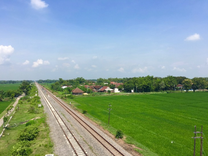 madiun railroad