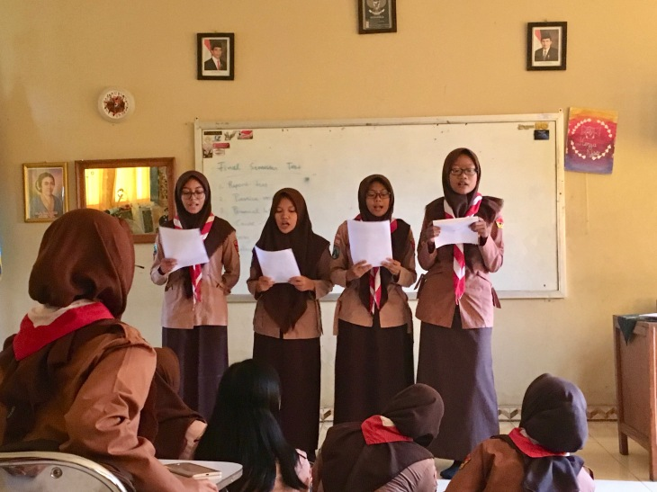 grade 11 singing