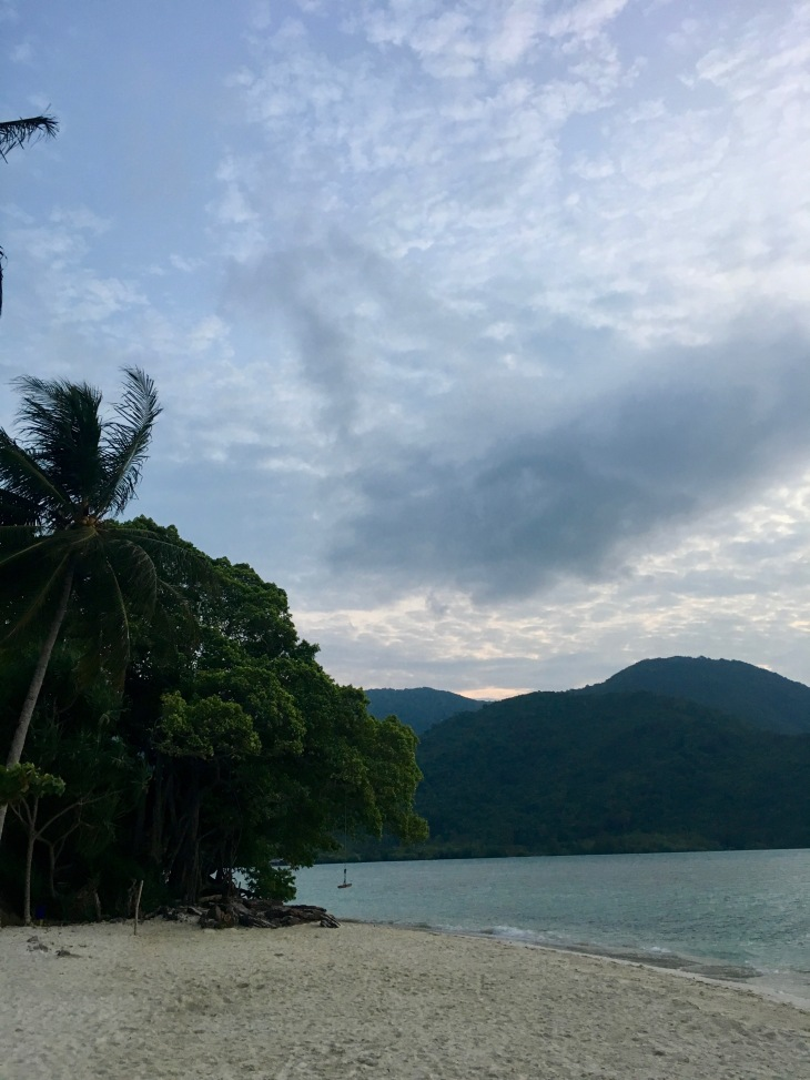 Karimunjawa bobi beach