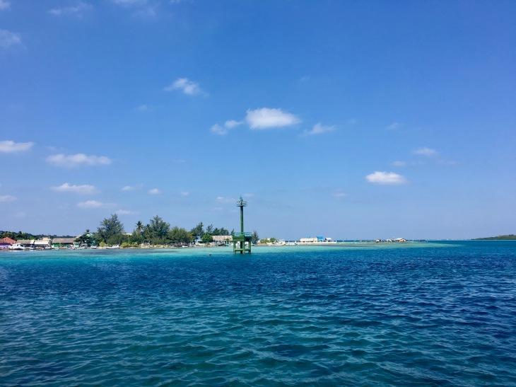 Karimunjawa harbor