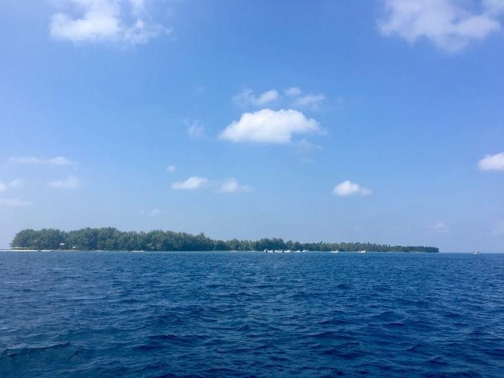 Karimunjawa sea