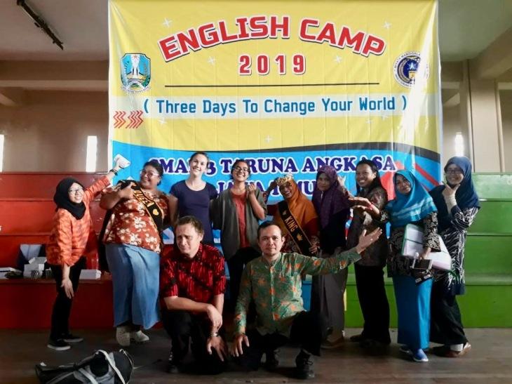 English camp 10