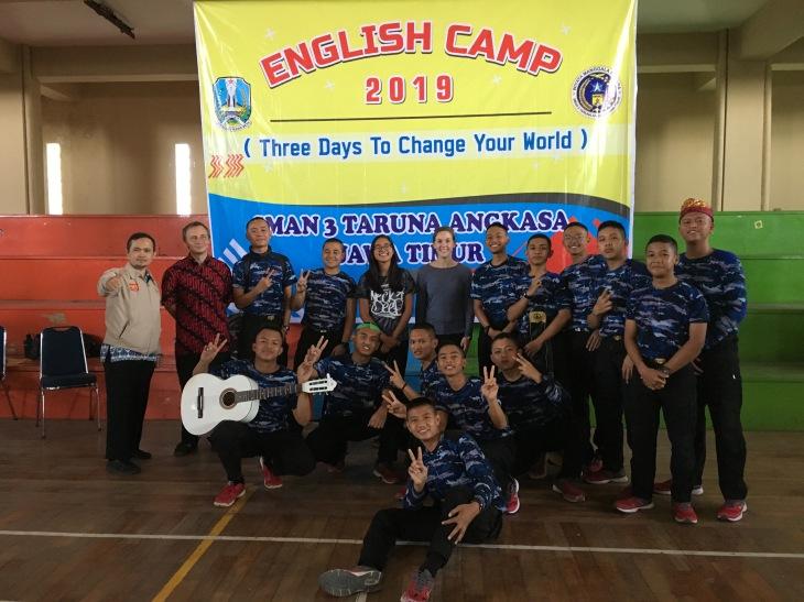 English camp 9