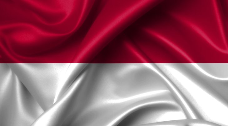 Indonesian flag