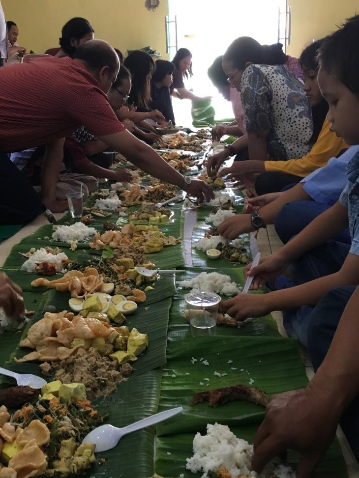 Church food 3