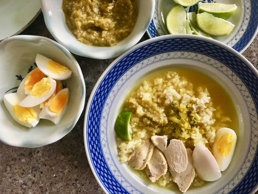 Soto Ayam: Indonesian Chicken Soup
